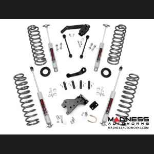 "Jeep Wrangler JK Suspension Lift Kit - 4"" Lift"